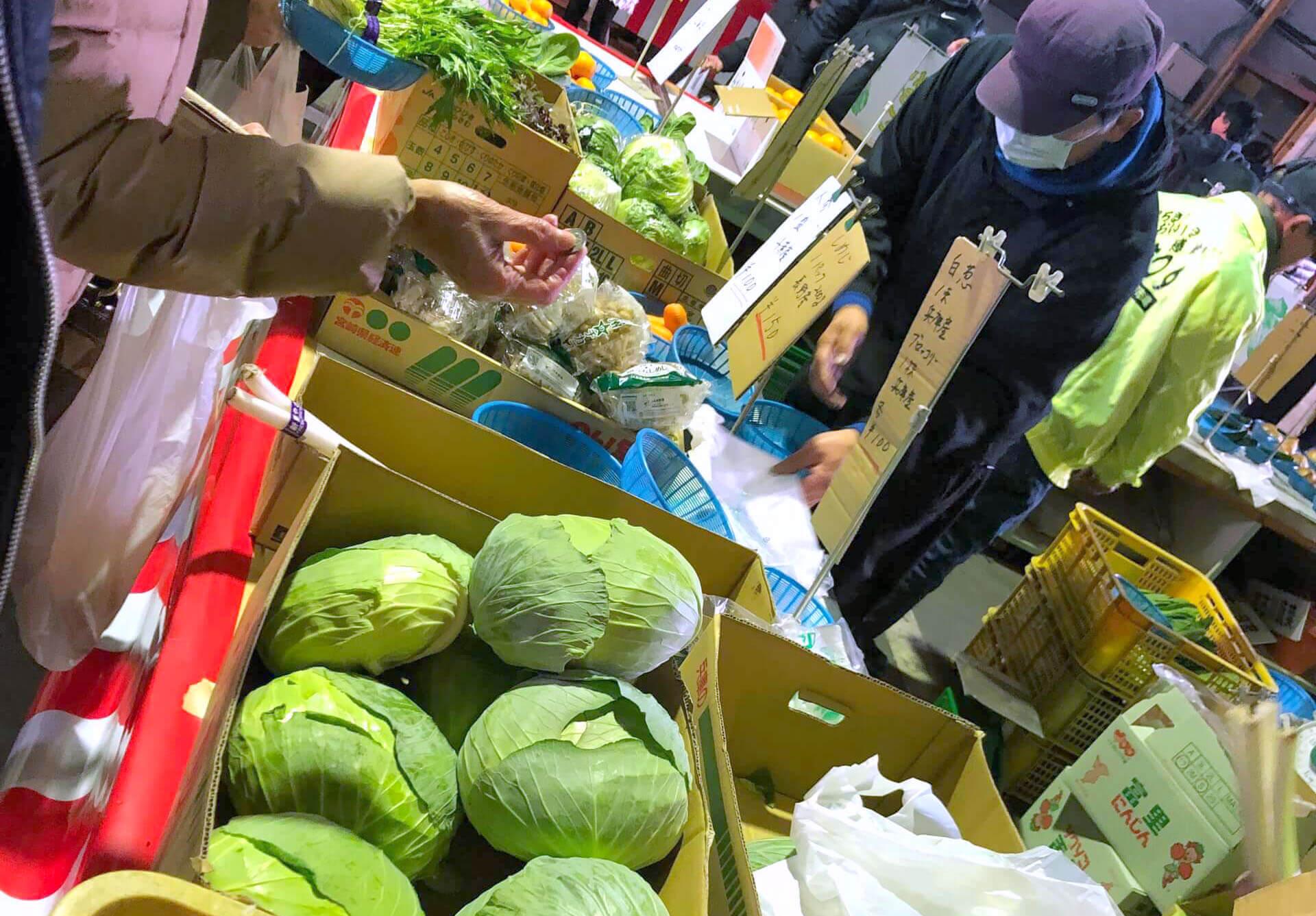 加古川市場まつり、イベント当日レポート