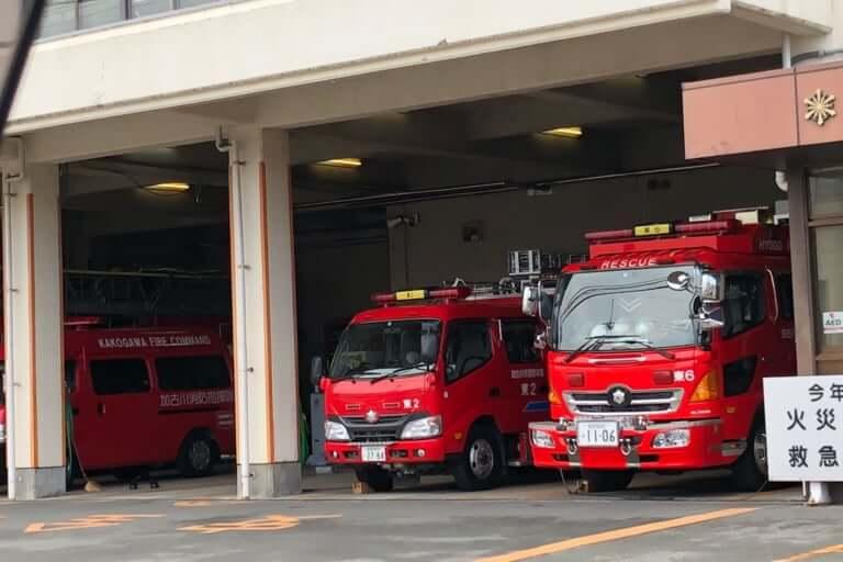 2019年加古川消防出初め式