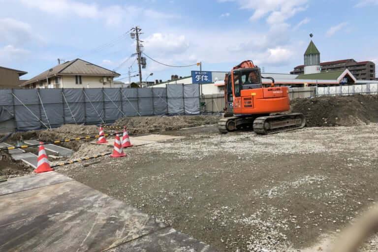 【加古川市】複合商業施設の建築が始まりますよ~!何が入るかチェック!